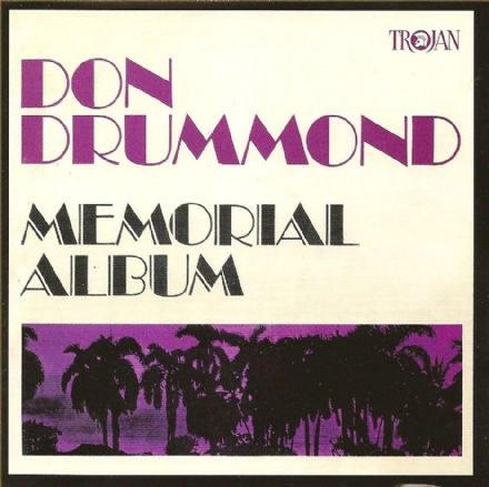 Don Drummond / Various - Memorial Album (Trojan) Double CD